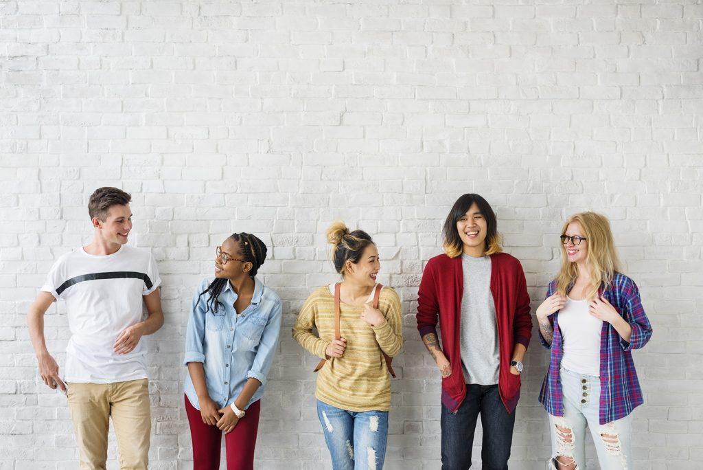 Jeunes en séjour linguistique