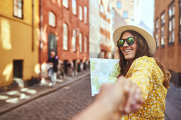5 moyens de découvrir une ville