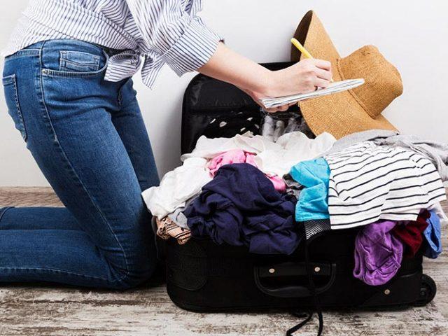 Préparer la valise de son enfant pour un séjour linguistique