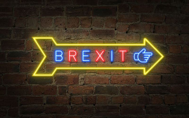Voyager avec le Brexit en 2020