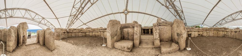 Temples mégalithiques de Malte