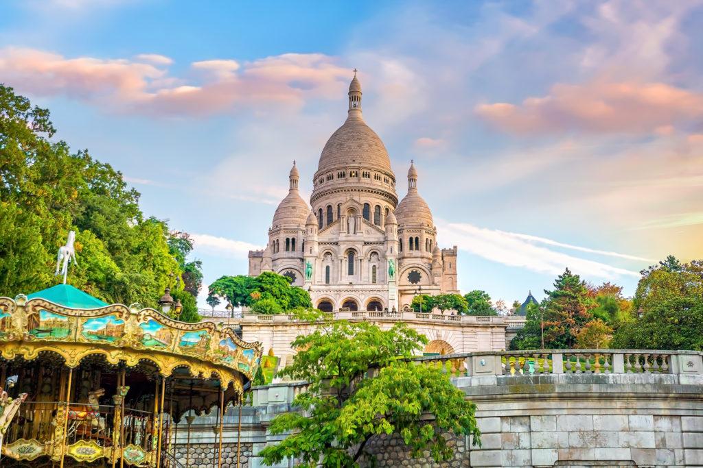 Partir en séjour linguistique à Toussaint en France, stage d'anglais à paris