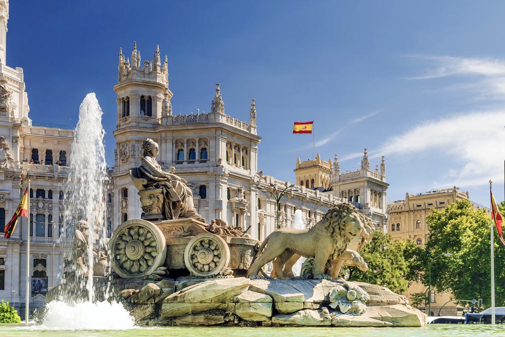 Partir en séjour linguistique à Toussaint à Madrid